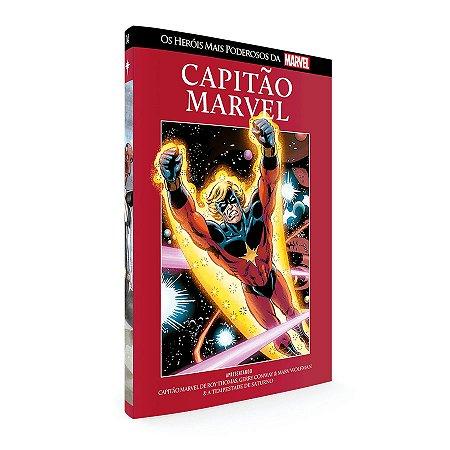 Capitão Marvel - Salvat Ed.14