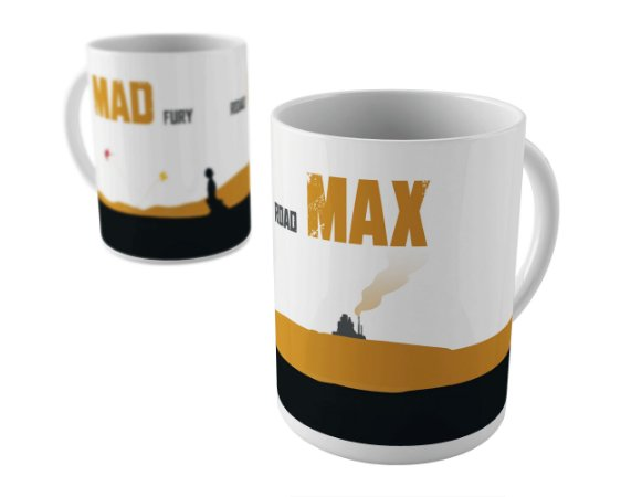 Caneca - Mad Max Fury Road