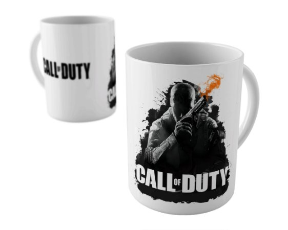 Caneca - Call of Duty