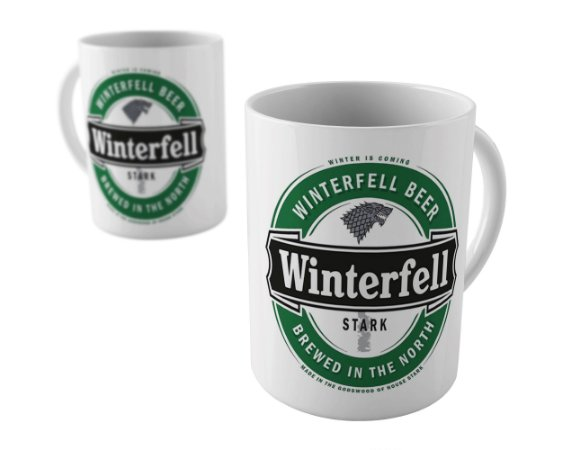 Caneca - Winterfell