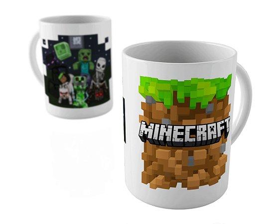 Caneca - Minecraft
