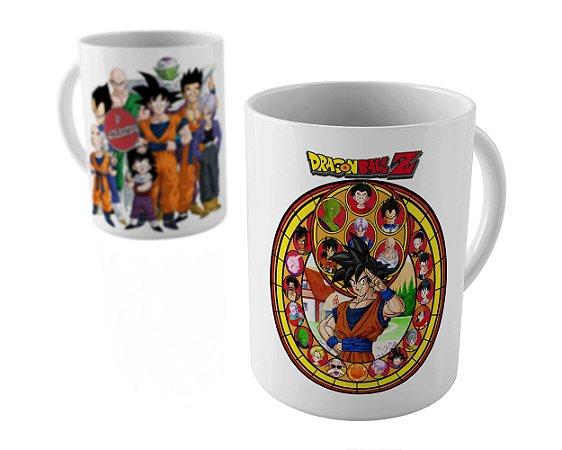 Caneca - Dragon Ball Z