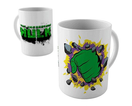 Caneca - O Incrivel Hulk