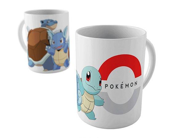 Caneca - Pokémon Squirtle