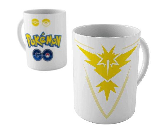 Caneca - Pokémon Go Time Instintivo