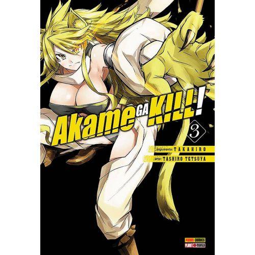Akame Ga Kill Vol.03