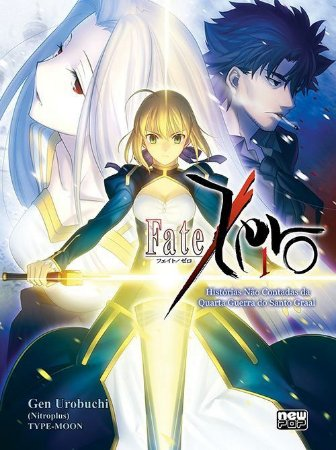 Fate/Zero Vol.01 - Novel
