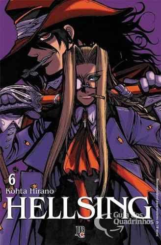 Hellsing vol.06