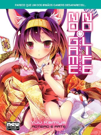 No Game No Life Vol.03- Novel