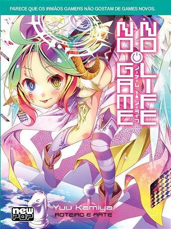 No game no Life Vol.05- Novel