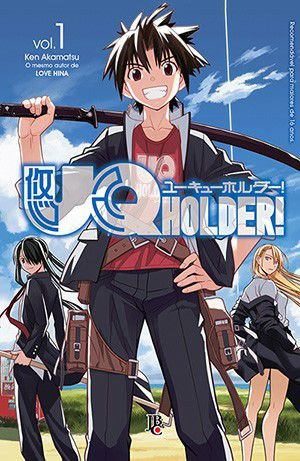 UQ Holder Vol.01