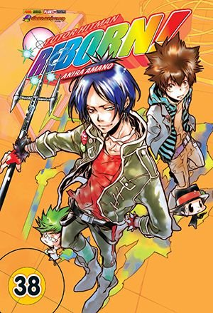 Tutor Hitman Reborn Vol.38