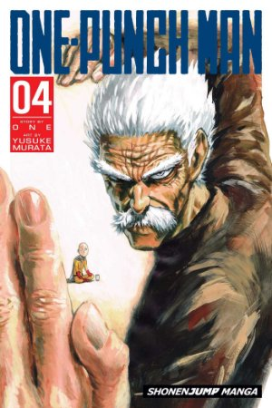 One Punch Man Vol.04