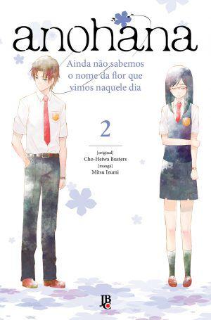 Anohana Vol.02