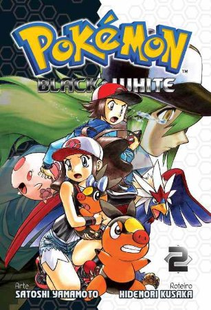 Pokémon Black & White Vol.02