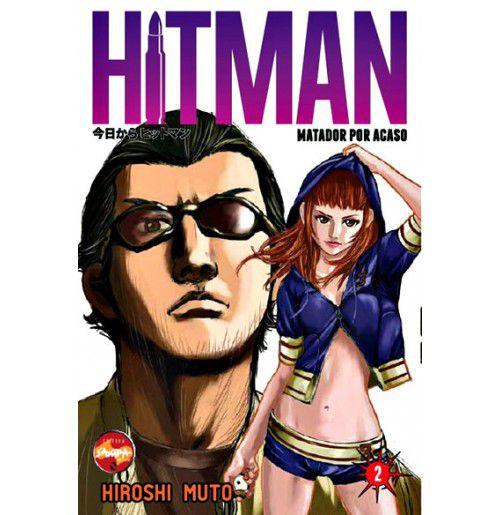 Hitman - Matador Por Acaso vol.02