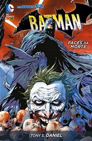 Batman - Faces Da Morte