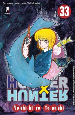 Hunter X Hunter Vol.33