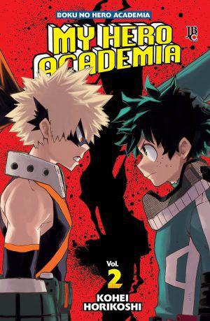 My Hero Academia Vol.02