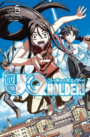 UQ Holder Vol.05