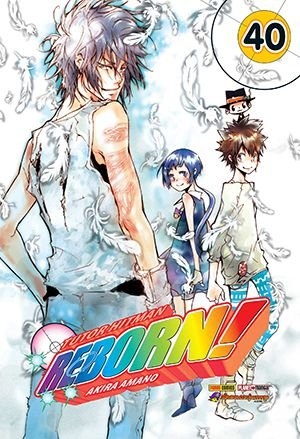 Tutor Hitman Reborn Vol.40