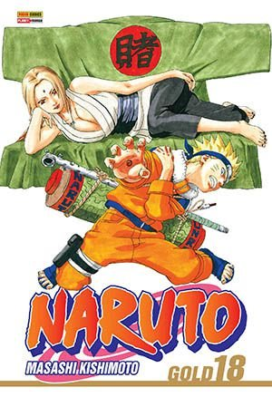 Naruto Gold Vol.18