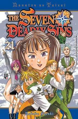 The Seven Deadly Sins Vol.21