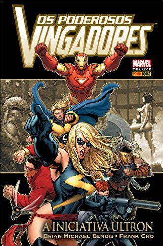 Os Poderosos Vingadores : A Iniciativa Ultron