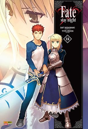 Fate Stay Night Vol.14