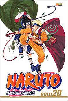 Naruto Gold Vol.20
