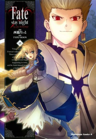 Fate Stay Nigth Vol.15