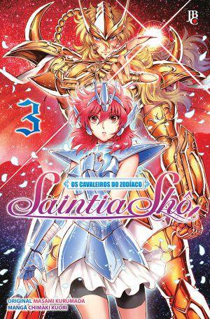 Os Cavaleiros do Zodíaco - Saintia Shô Vol.03