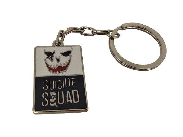 Chaveiro - Esquadrão Suicida Coringa