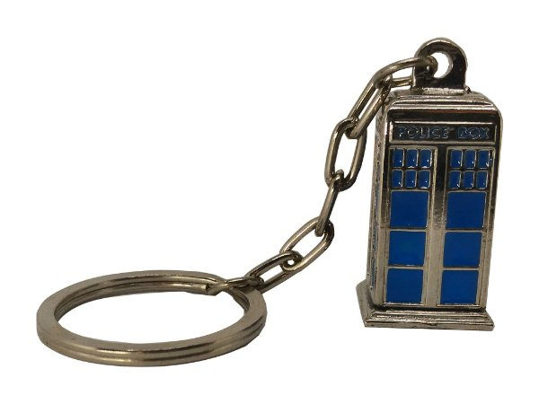 Chaveiro - Doctor Who