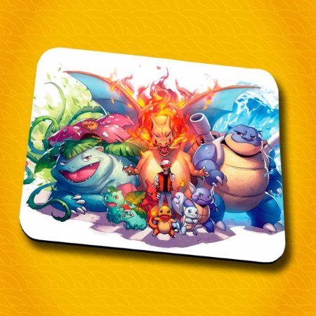 Mousepad - Pokémon