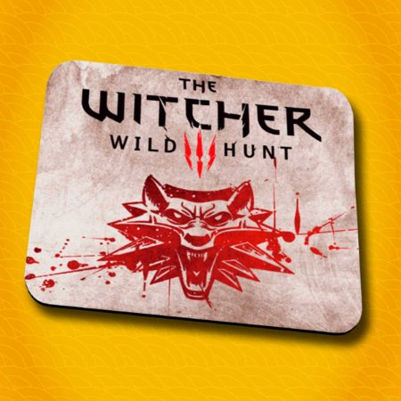 Mousepad - The Witcher