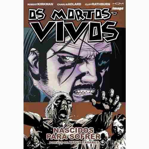 Os Mortos Vivos Vol.08
