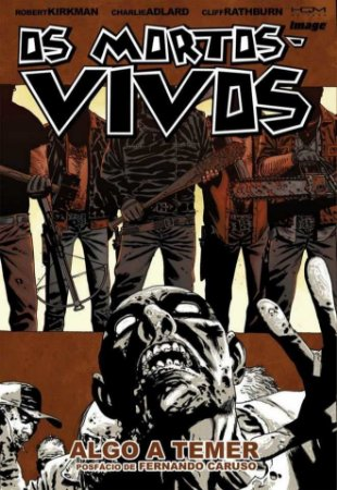 Os Mortos Vivos Vol.17