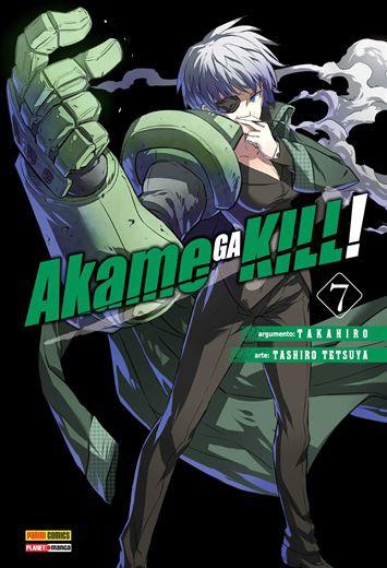 Akame Ga Kill Vol.07