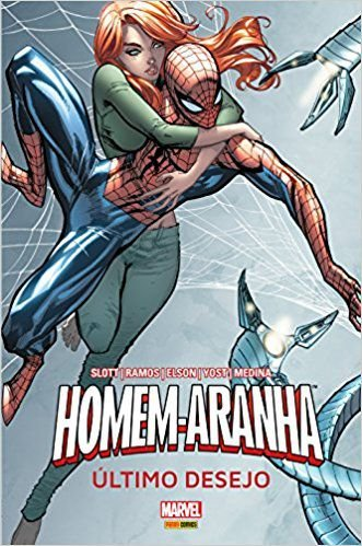Homem-Aranha: Último Desejo