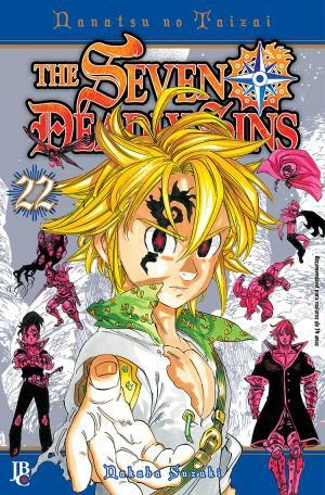 The Seven Deadly Sins Vol.22