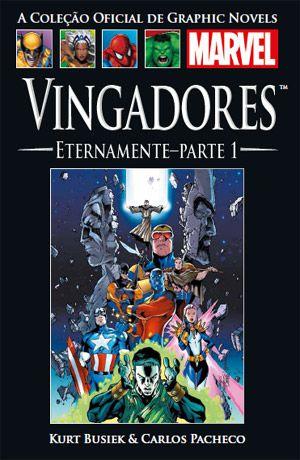 Vingadores Eternamente Parte 1 - Salvat Ed.14
