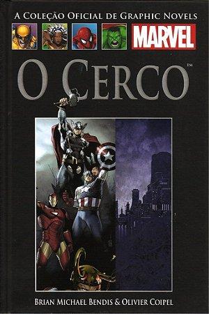 O Cerco - Salvat Ed.60