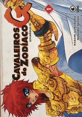 Cavaleiros Do Zodíaco Saga G Vol.01