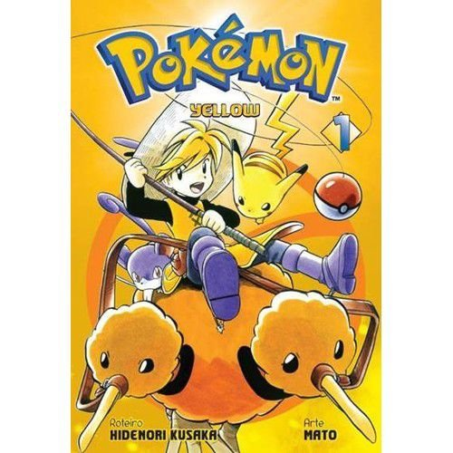 Pokémon Yellow Vol.01