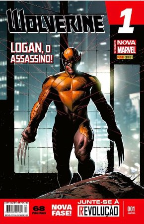 Wolverine - Logan, O Assassino!