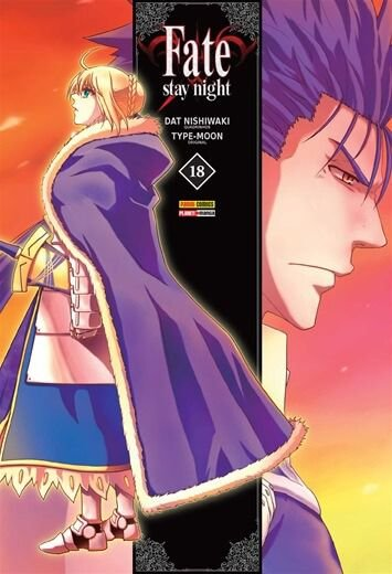 Fate Stay Night Vol.18