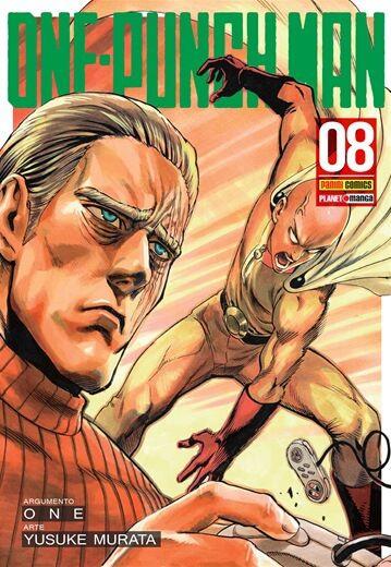 One Punch Man Vol.08