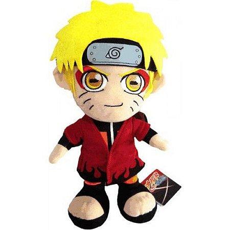 Pelúcia Naruto Modo Sennin
