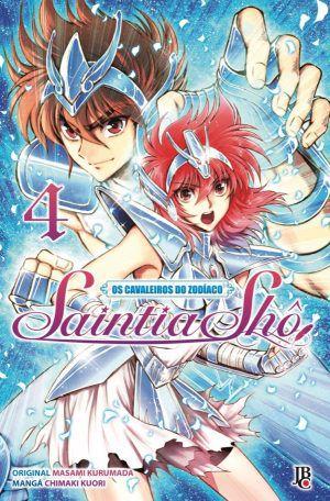 Os Cavaleiros do Zodíaco - Saintia Shô Vol.04